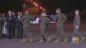 Bodies Of Fallen Soldiers From NY Brought Home [Video]