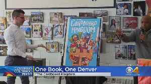 'The Cardboard Kingdom' Is This Year's Youth One Book One Denver [Video]