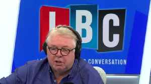 Nick Ferrari Vexed At MPs' Easter Holidays Amid Brexit Crisis [Video]