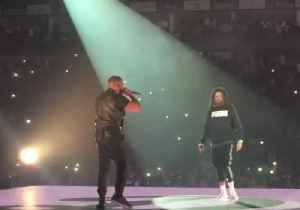 J Cole and Drake Confirm Collaboration During London Gig [Video]