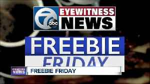 Freebie Friday: check out this week's freebies and deals [Video]