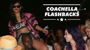 How celebs did Coachella back in the day [Video]