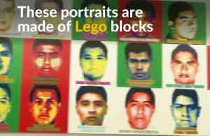 Chinese artist makes pop-art on Mexico violence [Video]