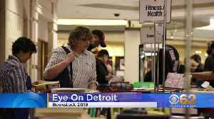 Eye On Detroit - Bookstock 2019 [Video]