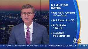 CDC Reports Alarming Rise In N.J. Autism Cases [Video]