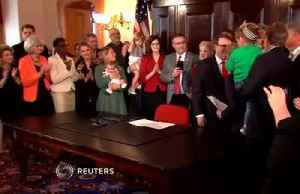 Ohio governor. signs 'heartbeat' abortion bill [Video]