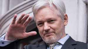 News video: Why Ecuador Had Finally Had Enough Of  'Spoiled Brat' Julian Assange