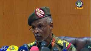 Sudan military: We have 'no ambition to hold the reins of power' [Video]