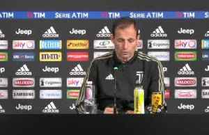 Juve's Allegri says Ronaldo will miss potential title decider [Video]