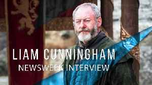 Game of Thrones Star Liam Cunningham On 'Astonishing' Scale Of Season 8, Evolution Of Davos [Video]