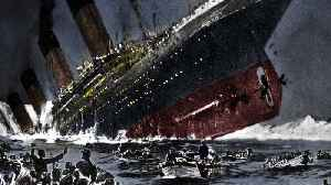 Conspiracy Theory: The Titanic Never Sank [Video]