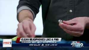 Consumer Reports: Clean your headphones like a pro [Video]