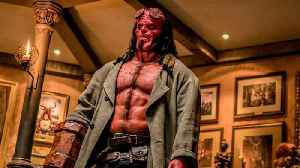 Do Critics Like Rebooted 'Hellboy'? [Video]