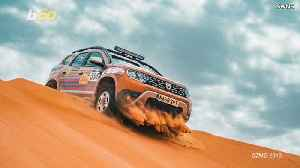 Disabled War Vets Take On a 3,000 Mile Grueling Desert Rally in a Budget SUV [Video]