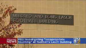 Report: Alleged Incidents Of Inappropriate Touching Investigated At Penn State [Video]