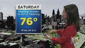 Midday Weather Forecast: Rainy Pattern Setting Up [Video]