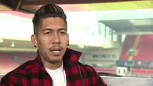 Firmino explains front three chemistry [Video]