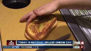 Who makes the best grilled cheese in Southwest Florida? [Video]