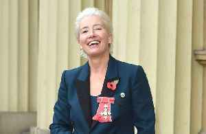 Emma Thompson made an 'inappropriate noise' when William made her a Dame [Video]