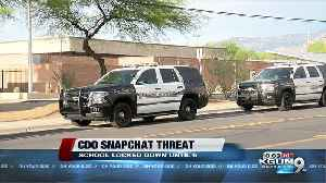 Canyon Del Oro High School locked down after police say teen brought gun to school [Video]