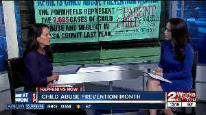 Tulsa group working to prevent child abuse cases [Video]