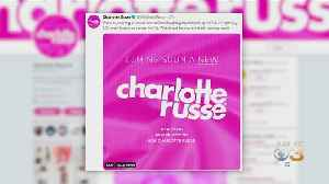 Charlotte Russe Planning New Online Shopping Experience [Video]