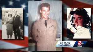 Military lineage, history of service inspire Boston Marathon runner [Video]