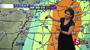 Bree's Evening Forecast [Video]