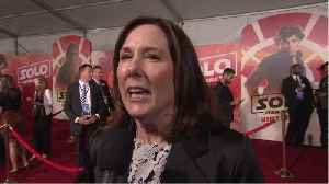 Lucasfilm President Kathleen Kennedy Says Next 'Star Wars' Saga Will Be More Spread Out [Video]