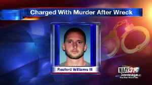 Man charged with murder after deadly wreck [Video]