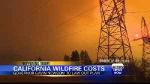 Governor works on plan for wildfire cost [Video]