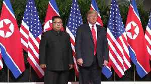 Trump Touts 'Excellent' Relationship With Kim Jong Un, Says Third Summit 'Would Be Good' [Video]