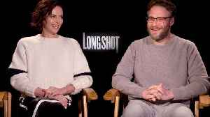 Long Shot with Seth Rogen - Behind the Scenes [Video]
