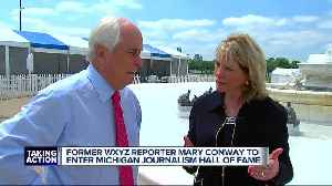 Fmr. WXYZ reporter Mary Conway to join Michigan Journalism Hall of Fame [Video]