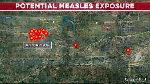 New measles case identified in Washtenaw County, unrelated to previous cases [Video]