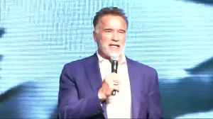 Schwarzenegger kicks off Arnold Sports Festival in Sao Paulo [Video]