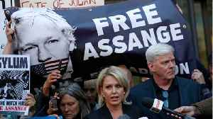 U.S. Has Less Than Two Months To Justify Extradition Of Wikileaks' Assange [Video]