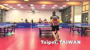 Insane Table Tennis Talent [Video]
