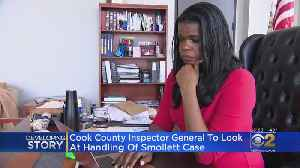 Cook County Inspector General To Look At Handling Of Smollett Case [Video]