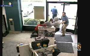 Santa Rosa Camera Store Employees Fight Back During Armed Robbery [Video]
