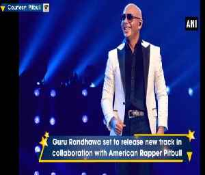 Guru Randhawa announces release date of his latest track with Pitbull [Video]