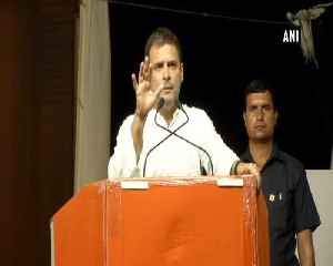 Congress wants people of Tamil Nadu to control this state Rahul Gandhi [Video]