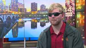 Blind Long Snapper Jake Olson Aims To Inspire Young Players [Video]