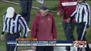 Jalen Hurts Impresses in Sooners Spring Game [Video]