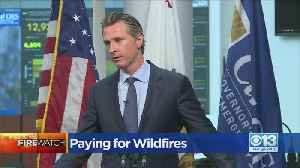 Newsom Lays Out Plan To Deal With Wildfires [Video]
