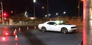 Police investigate 3 separate crashes in Las Vegas valley Friday night [Video]