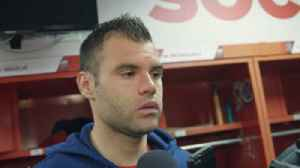 Nikolic: 'We deserved more than this one point' [Video]