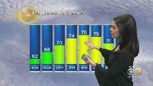 Weather Update: 70s Return To The Region [Video]