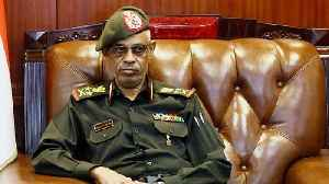 Sudan's Ibn Auf steps down as head of military council [Video]
