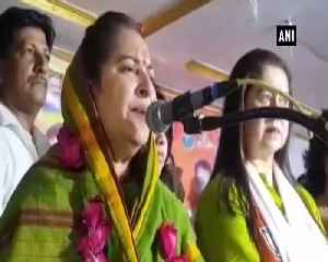 Jaya Prada takes on Azam Khans nachne gaane wali remark [Video]